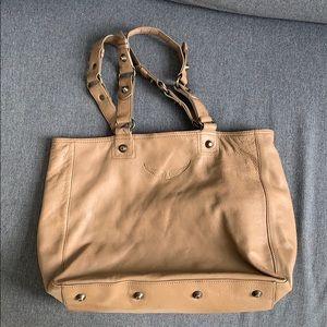 Zadig & Voltaire camel bag